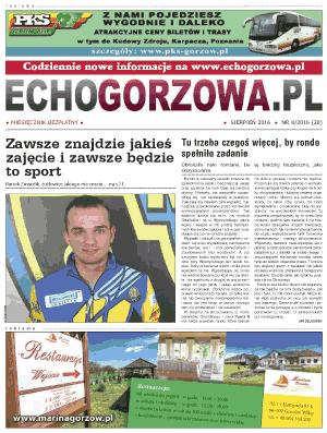 ECHO Gorzowa, sierpien 2016