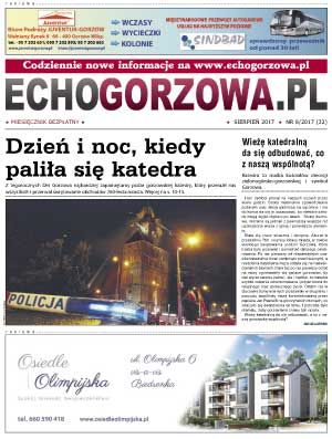 ECHO Gorzowa, sierpień 2017