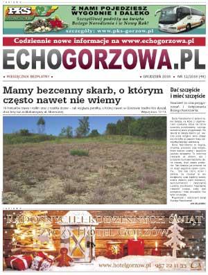 ECHO Gorzowa, grudzień 2018