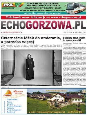 ECHO Gorzowa, luty 2018