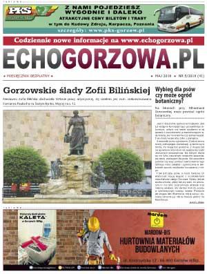 ECHO Gorzowa, maj 2018