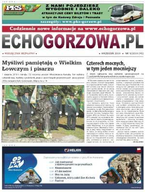 ECHO Gorzowa, wrzesień 2018