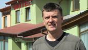 Wypełnia Grzegorz Pintal, właściciel Centrum Ogrodniczego ŻELAZNY i Motelu PINTAL