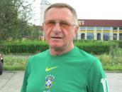 Kwestionariusz gorzowski wypełnia: Stanisław Adamski, trener piłkarski, emerytowany nauczyciel
