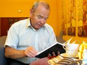 Kwestionariusz gorzowski wypełnia: Edward Jaworski, dyrektor Wojewódzkiej i Miejskiej Biblioteki Publicznej w Gorzowie