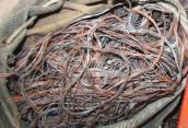 Ukradli prawie 9 tysięcy metrów kabla