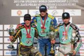 Gorzów ma mistrza świata juniorów. Nazywa się Bartosz Zmarzlik