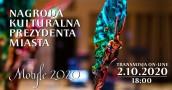 Gala wręczenia Nagród Kulturalnych online