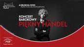 Będzie pięknie, czyli Händel w Filharmonii Gorzowskiej