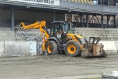 Licencja toru cofnięta, trwają prace budowlane