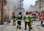 Pożar ugaszony, dokumentacja ocalała