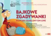 Filharmonia zaprasza na koncert familijny z nagrodami