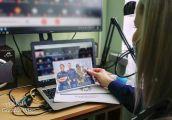 Spotkania online z uczniami szkół średnich