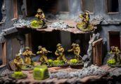 Rogate szczury przygotowują armie do bitew