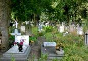 Cały czas można coś ciekawego odkryć na cmentarzu