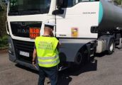 40-tonowa ciężarówka zagrożeniem na drodze