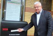 Szenwald: Nie ma praktycznie możliwości dostania się do środka