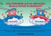 Filharmonia Gorzowska zaprasza do wspólnego świętowania 10 urodzin