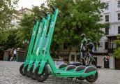 Zielone hulajnogi wjeżdżają do Gorzowa