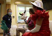 Dzień Dziecka w szpitalu może być wesoły