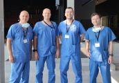 Kolejni chirurdzy zdali egzamin z obsługi da Vinci