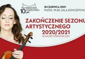 Filharmonia Gorzowska kończy sezon artystyczny