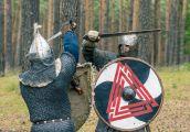 Gorzowscy Słowianie i Wikingowie w akcji