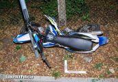 16-letni motocyklista miał całe życie przed sobą