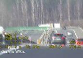 Jazda z prędkością 236 km/h zakończona wysoką karą