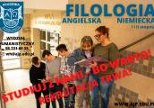 Filologia - profil praktyczny i moduł fakultatywny