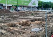 Znów ludzkie kości wyszły spod ziemi