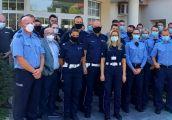 Lubuscy i saksońscy policjanci doskonalili umiejętności