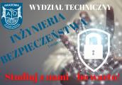 Inżynieria bezpieczeństwa technicznego, publicznego i informatycznego