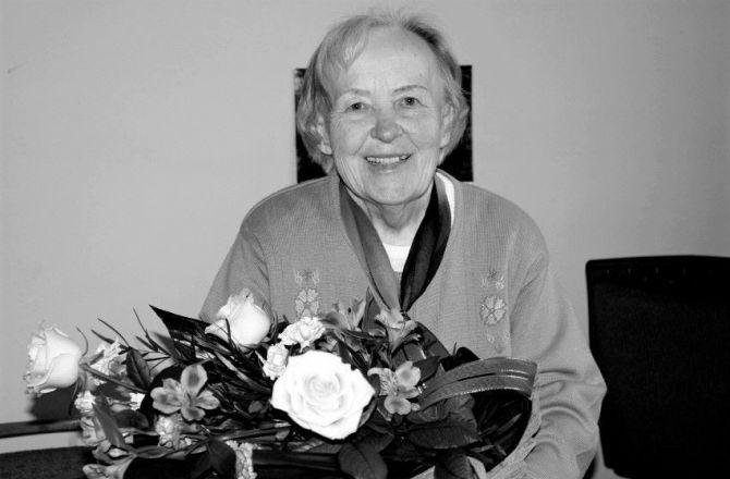 Przez ponad 50 lat była niezwykłym duchem Archiwum