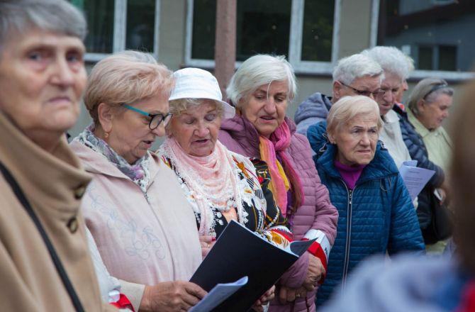 Spotkanie gorzowskich Pionierów i Dzieci Wojny