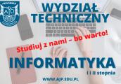 Studia na kierunku informatyka